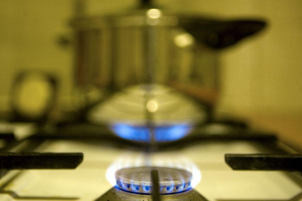 gázkészülék (szénmonoxid-mérgezés, gáz, )