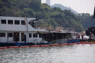 hajószerencsétlenség hongkongban (hongkong, hajószerencsétlenség)