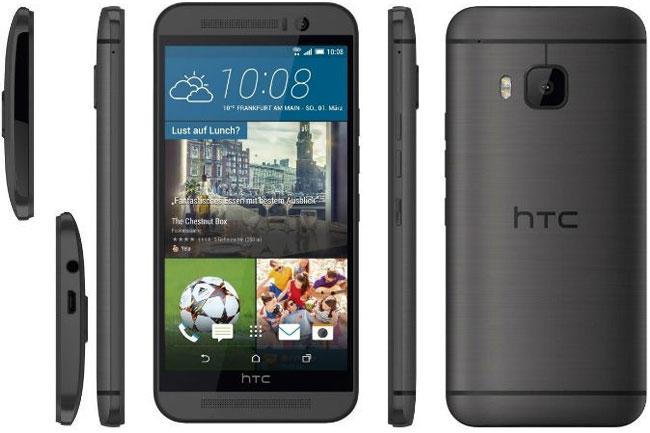 htc-one-m9-1 (mobilport, htc, htc one, htc one m9, okostelefon, mobiltelefon, telefon, mobil, android, mobile world congress, mwc, )