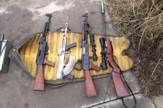 lefoglalt fegyverek (lefoglalt fegyverek)