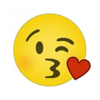 love emoji (szerelem, szmájli, )