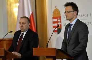 magyar-lengyel találkozó (szijjártó péter, )