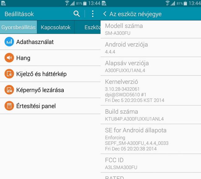 mp-a16 (mobilport, teszt, samsung, galaxy, android, okostelefon, prémium)