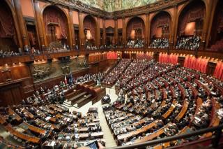 olasz parlament (olasz parlament)