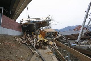 összedőlt híd Ausztria (összedőlt híd Ausztria)