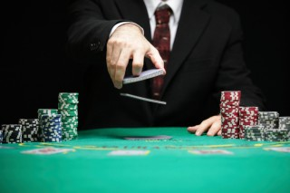 póker (póker, kaszinó, )
