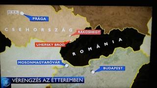 térképhiba az rtl-en (térkép, rtl híradó, )