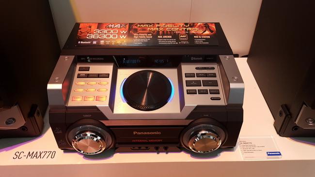 tn-m02 (technet, panasonic, hifi, zene, dj, hangszóró, hangfal)