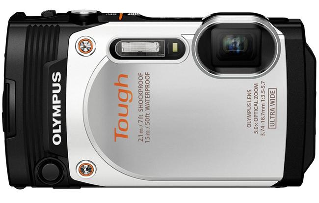 tn-o04 (technet, megapixel, olympus, vízálló, strapabíró, fényképezőgép)