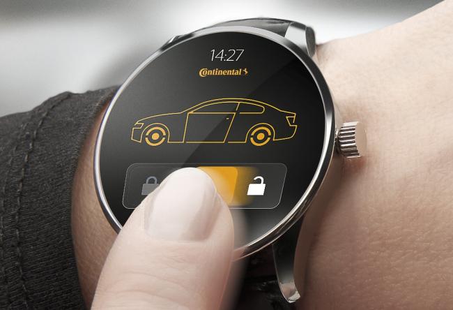tn-ok01 (technet, continental, okosóra, autó, bluetooth, smart)
