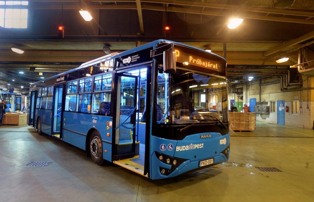 új bkv busz (bkv, ikarus, busz, )
