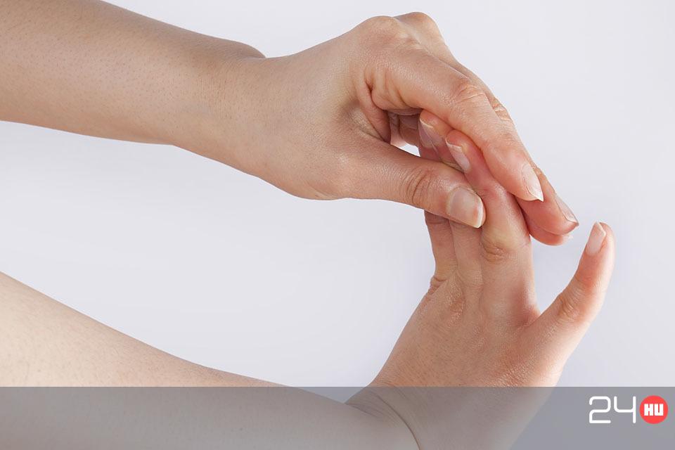 ízületi gyulladás az ujján a sérülés után)
