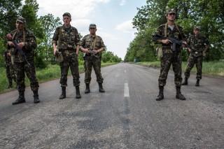 ukrán katonák (ukrán katonák)