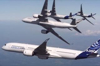 Airbus A350 XWB (airbus, A350 XWB, )