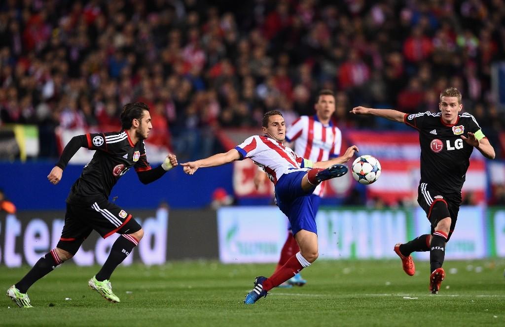 Atlético Madrid, Bayer Leverkusen (atlético madrid, bayer leverkusen, )