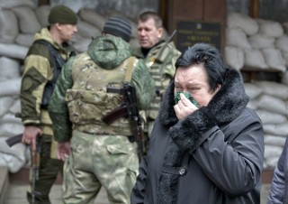 Bányaszerencsétlenség Ukrajnában (ukrajna, ukraja, )