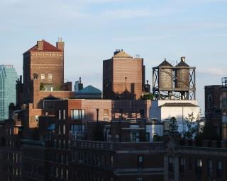 Brooklyn háztetők (brooklyn, háztető, )