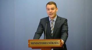 Csepreghy Nándor (államtitkár, miniszterelnökség, )