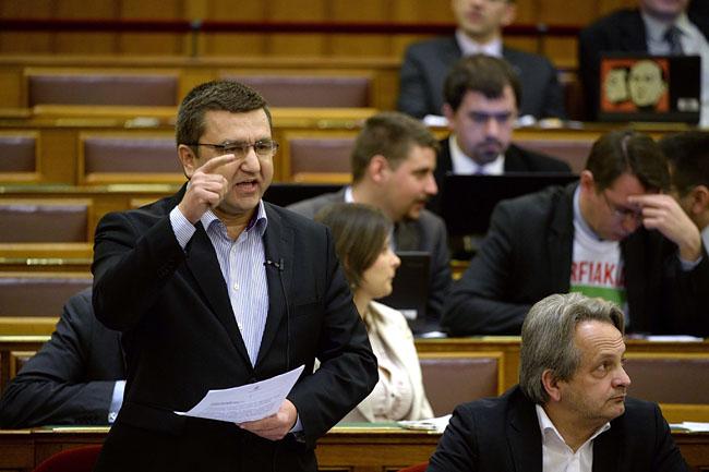 Czomba Sándor (Czomba Sándor, parlament, )
