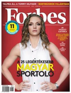 Forbes (forbes, hosszú katinka, )