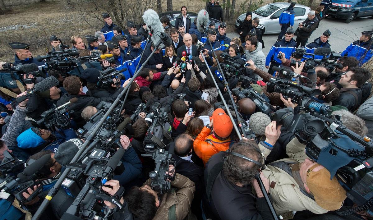 Germanwings, Robin Brice ügyész (lezuhant repülő, )