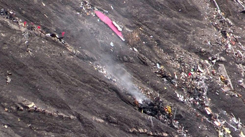 Germanwings-katasztrófa (lezuhant repülő, )