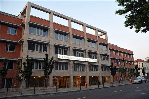 Honvédkórház (honvédkórház, )