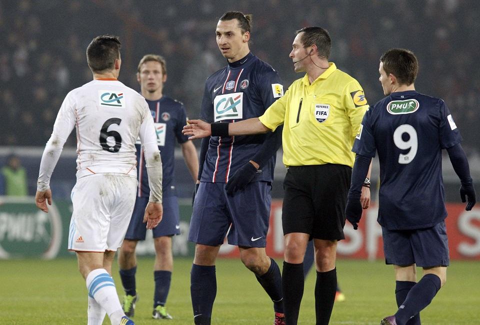 Joey Barton, Zlatan Ibrahimovic (Joey Barton, Zlatan Ibrahimovic)