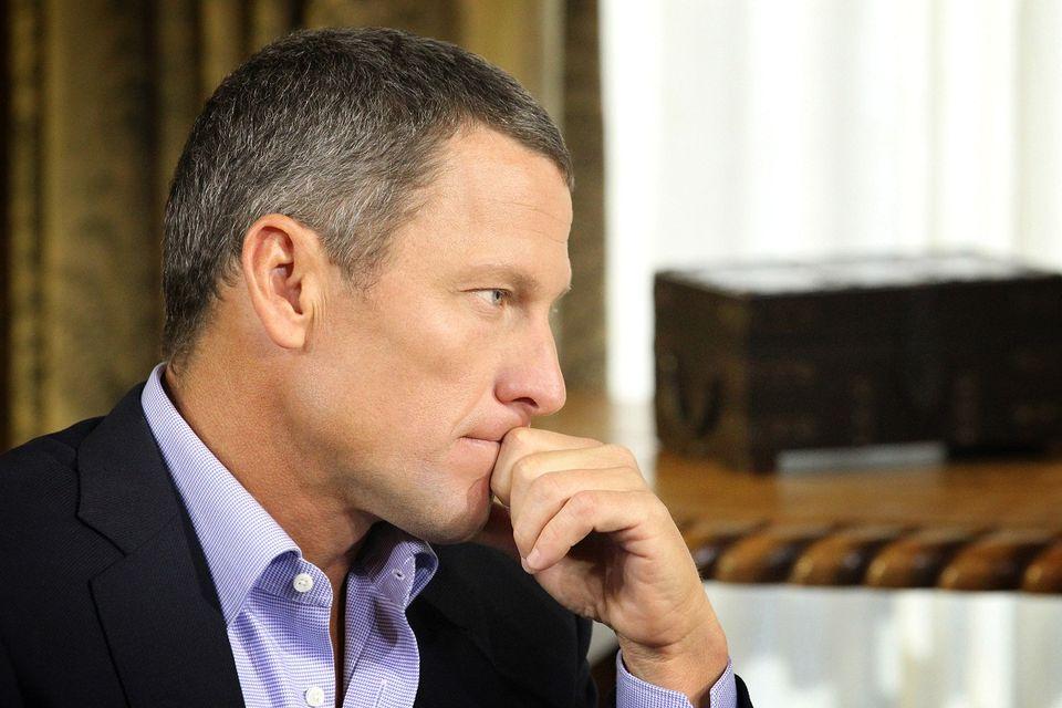 Lance Armstrong (lance armstrong, )