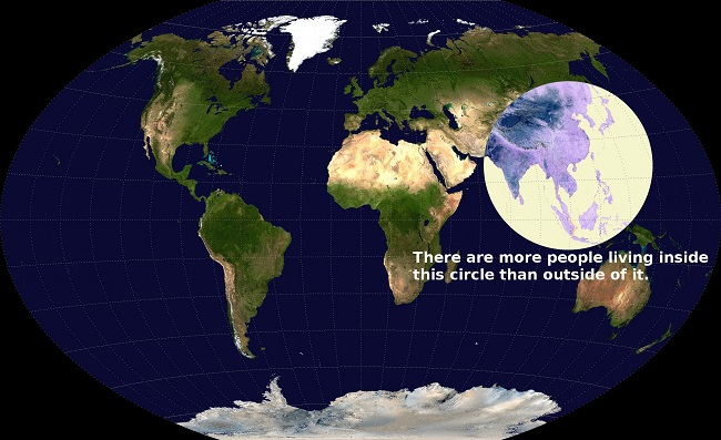 Maps - népesség (térkép, népesség, )