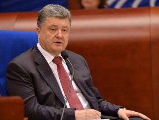 Petro Porosenko (Petro Porosenko, ukrán, elnök)