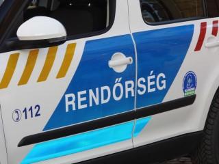 Rendőrautó (rendőrautó, rendőrség, )