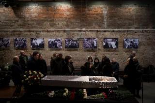 borisz nyemcov búcsúztatása (borisz nyemcov)