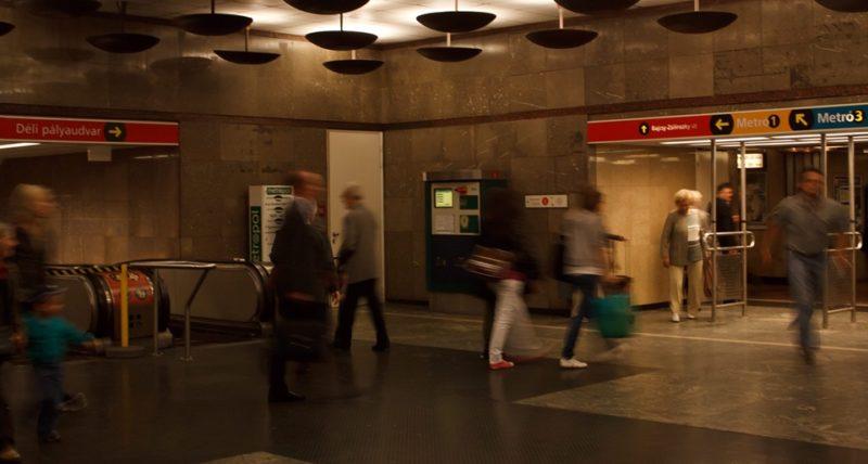 deák tér metró (deák tér, metró, )