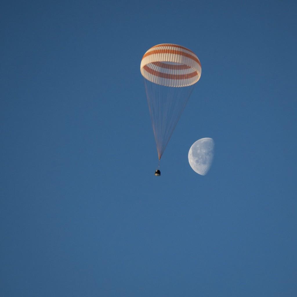 földetérés az űrállomásról (űrhajós, nemzetközi űrállomás, )