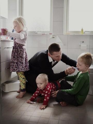 gyeses apukák 1 (apa, gyermek, svédország, )