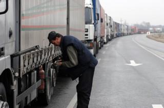 kamion (kamion, határ)
