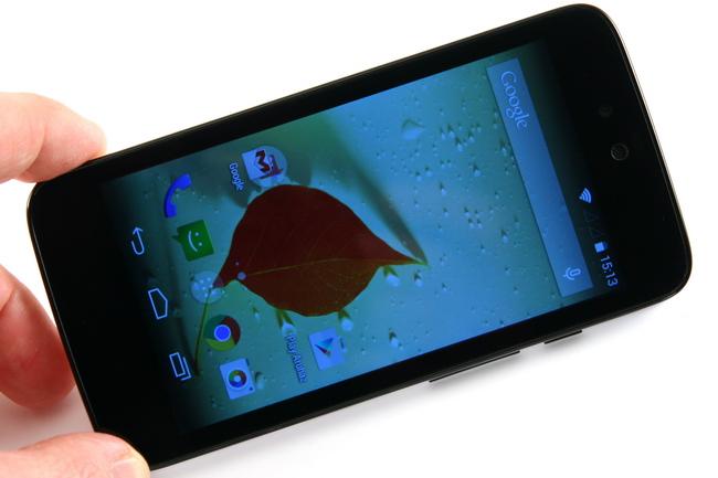 mp-k01 (mobilport, teszt, android, android one, karbonn, olcsó, indiai, okostelefon)