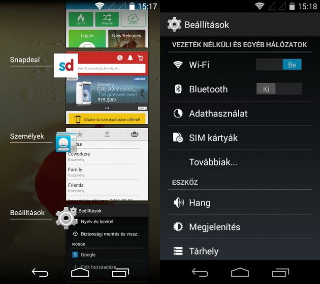 mp-k14 (mobilport, teszt, android, android one, karbonn, olcsó, indiai, okostelefon)