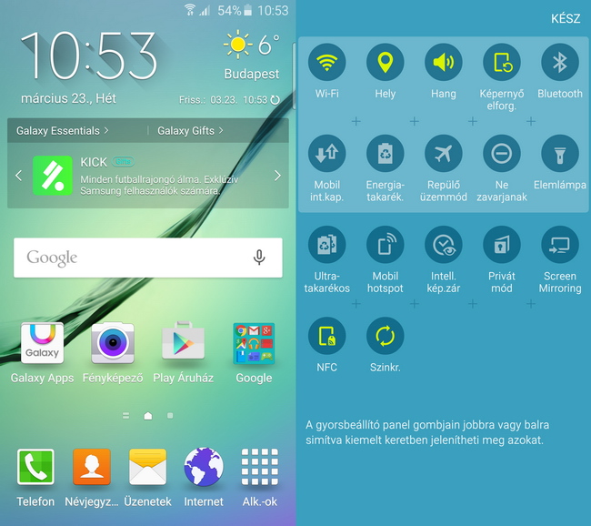 mp-s14 (mobilport, teszt, samsung, galaxy, s6, edge, android, lollipop, okostelefon)