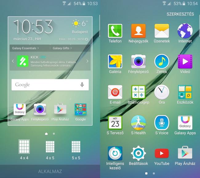 mp-s15 (mobilport, teszt, samsung, galaxy, s6, edge, android, lollipop, okostelefon)