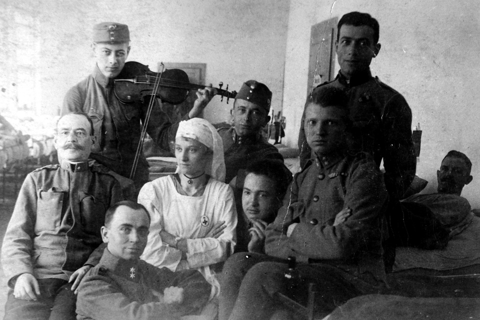 nő, első világháború (nő, első világháború)