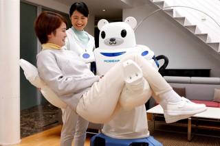 robobear-1(960x640).jpg (robot, ápoló, mackó, )