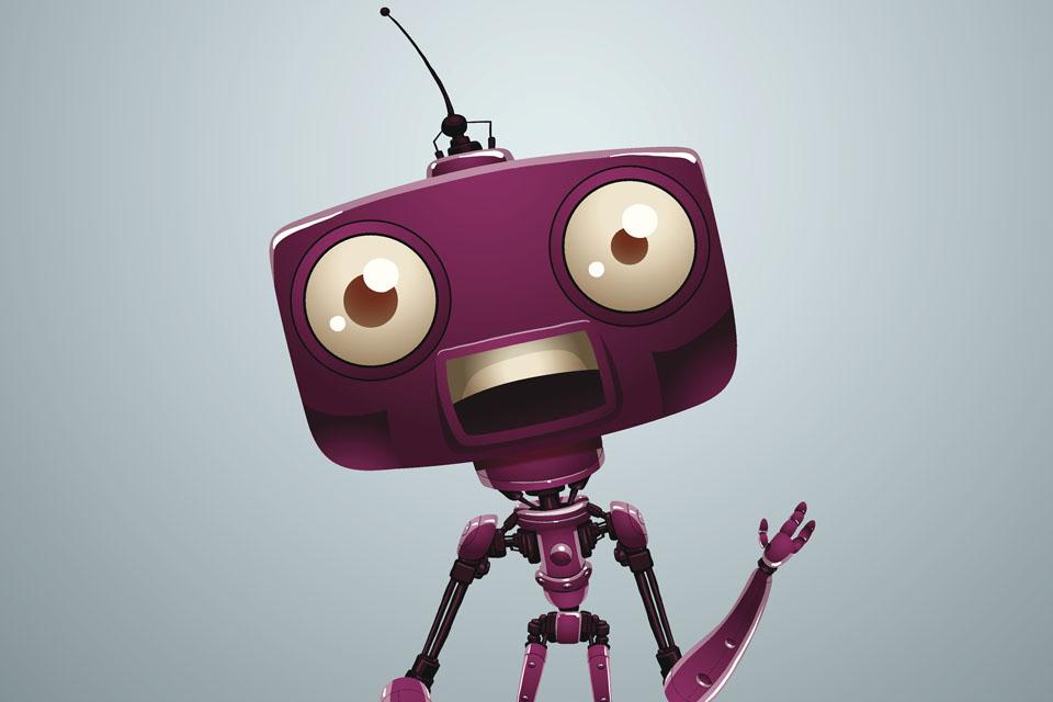 robot (robot, )
