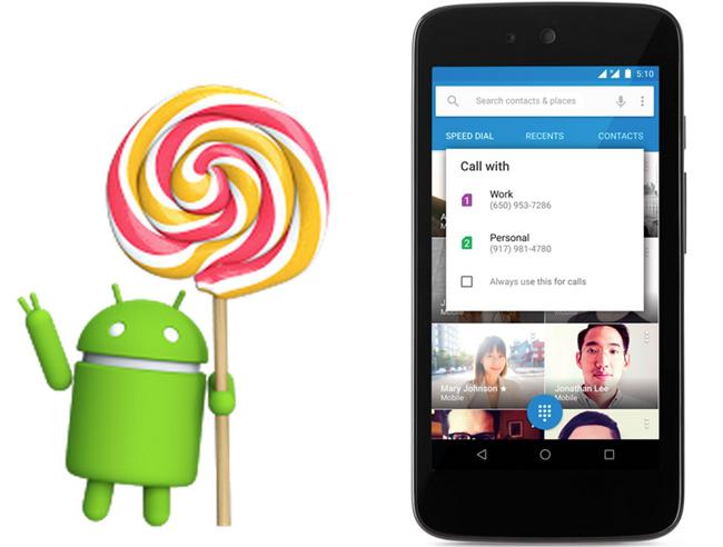tn-a511 (technet, google, android, kitkat, lollipop, frissítés, update)