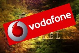 Éden, Vodafone (éden hotel, vodafone)