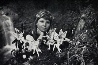 Elsie Wright és Frances Griffiths, tündérek (Elsie Wright és Frances Griffiths)