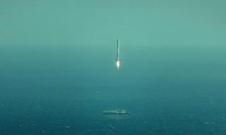 Falcon-9 landolás (Falcon-9)