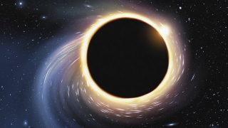 Fekete lyuk (fekete lyuk, )