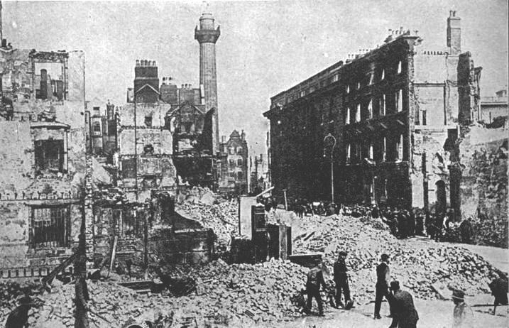 Húsvéti felkelés (dublin, húsvéti felkelés)